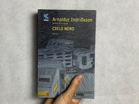 Arnaldur Indriðason, Cielo nero, Guanda, Milano 2012