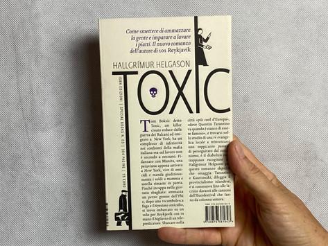 Hallgrímur Helgason, Toxic. Isbn, Milano 2010