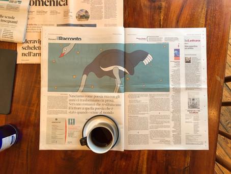 La Lettura, Corriere della Sera, 18 ottobre 2020
