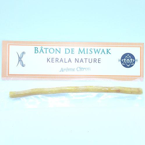 Bâtons de Meswak nature