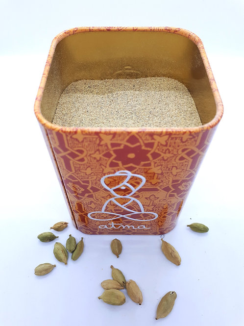 Cardamome verte bio en poudre 250 g