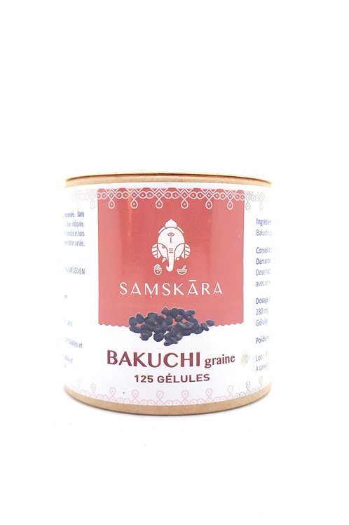 Bakuchi graine 125 gélules vegan