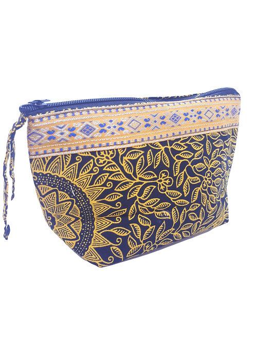 Trousse Batik Jaune