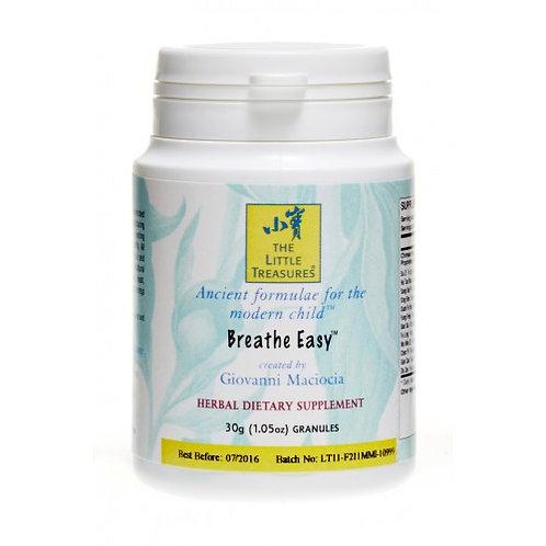 Brest Easy (Respiração Fácil) - asma