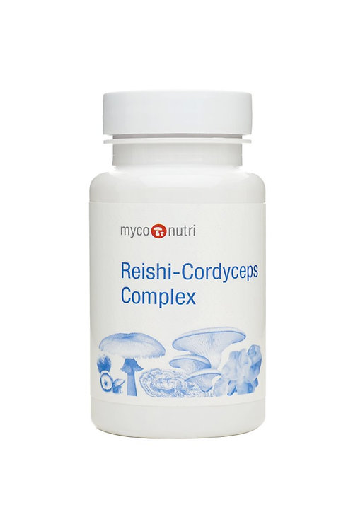 Reishi- Cordyceps