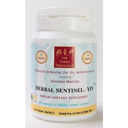 T04 - Herbal Sentinel - Yin