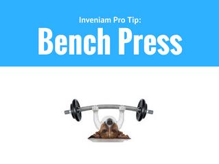 IA Pro Tip: Bench Press