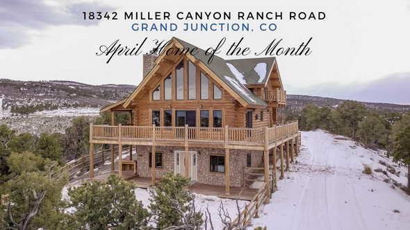April Home of the Month