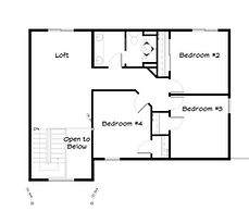 Lot 6 - 261 - Redcloud - RH - Floor Plan