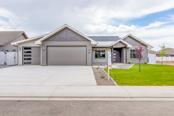 Brand New Construction in Orchard Mesa!