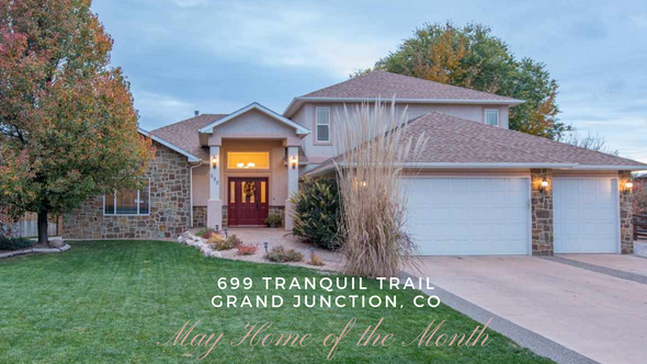 May Home of the Month