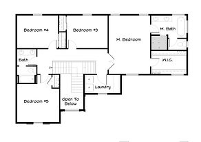 Lot 8 - 265 - Wilson Peak - RH - Floor P