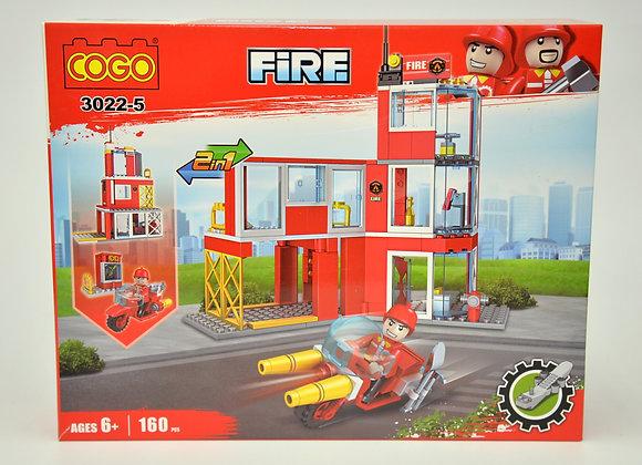 מכבי אש - 160 חלקים