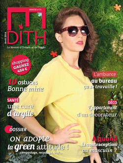 couverture magazine