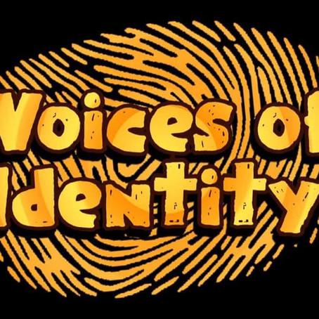 Announcing our arts & wellbeing project - Voices of Identity