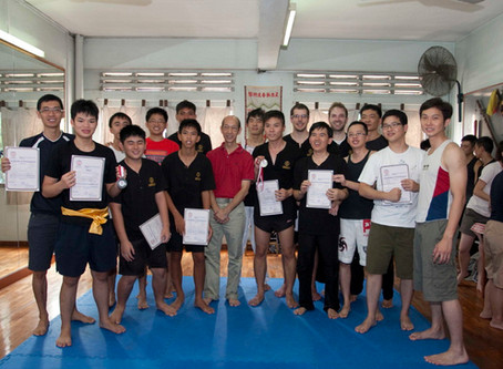 Wing Chun Competition (16 January 2011)