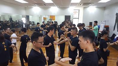 WCKTC Training