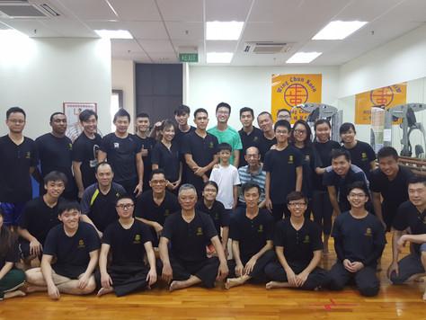 4th Annual Cross Training