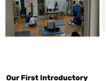 Exclusive Class - TCM Introductory Class on November 15, 2020