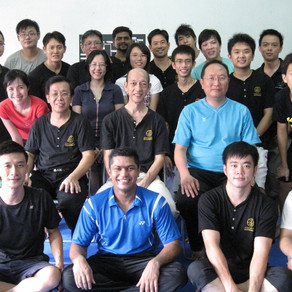Wing Chun Competition (25 October 2009)
