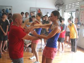 Grandmaster Nino Bernardo Wing Chun Seminar (10 September – 11 September 2011)