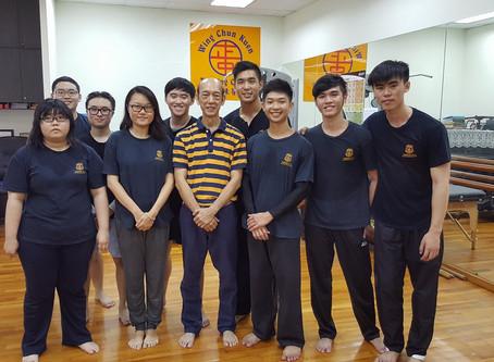 3rd Annual Cross Training