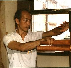 Daryl Yeo Wing Chun Instructor