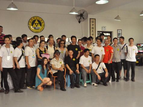 Fujian Trip to Reunite With Grandmaster Joseph Cheng (17 June – 24 June 2012)