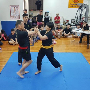 WCKTC ChiSao Competition on March 20, 2021