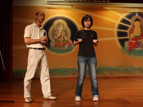 SAVE THE DATE: Workshop @ Nagapuspa Theatre (31 August 2008)