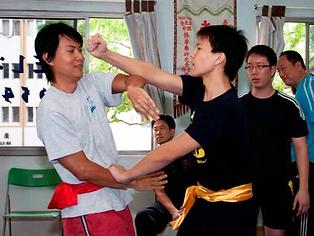 Wing Chun Kuen Training Centre
