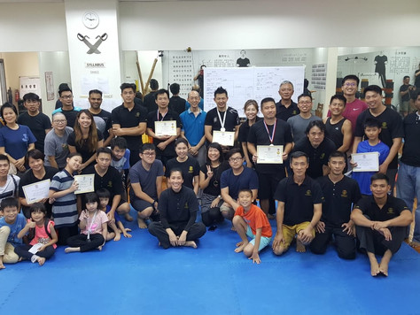 WCKTC Sparring Competition 2018