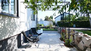 Privat oas mitt i stan   VILLA W