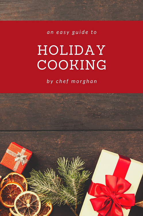 Holiday E-Cookbook