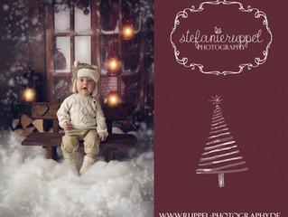 Weihnachtsshooting, XMAS Fulda, Kinder und Baby Familie, Fotos für Weihnachten, Professionelle Aufna