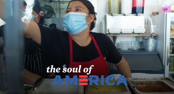 Soul of America, Creative Producer