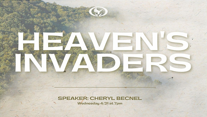 Heaven's Invaders