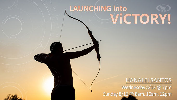 Launching into Victory