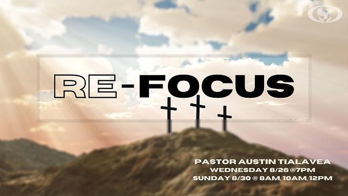 RE-Focus