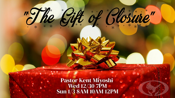 The Gift of Closure