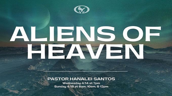 Aliens of Heaven