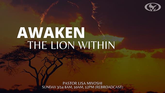 Awaken the Lion Within