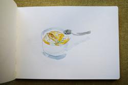 Aquarelle Restaurant Saisons
