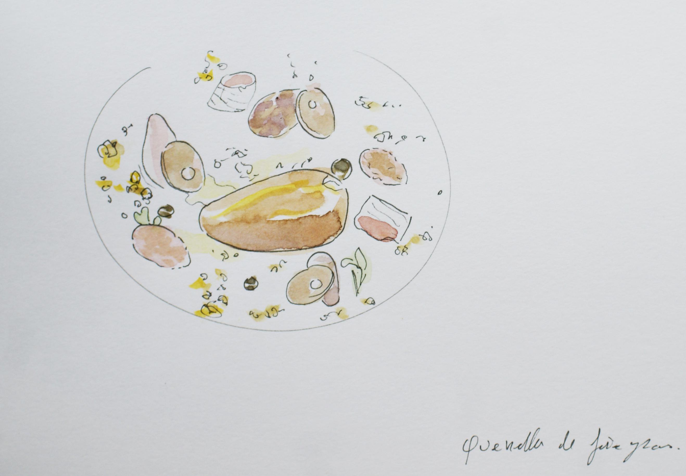 Quenelles de Foie gras