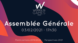 Background pour Women In Games