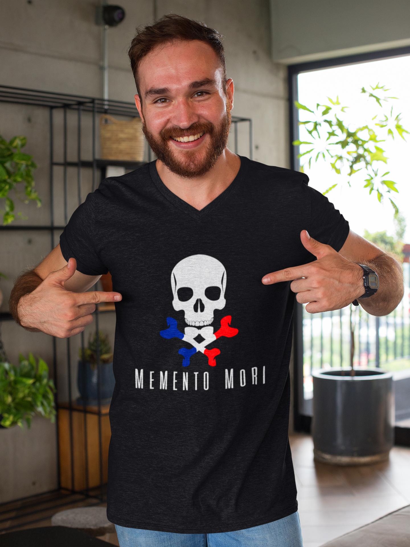 Logo pour Memento Mori Paris