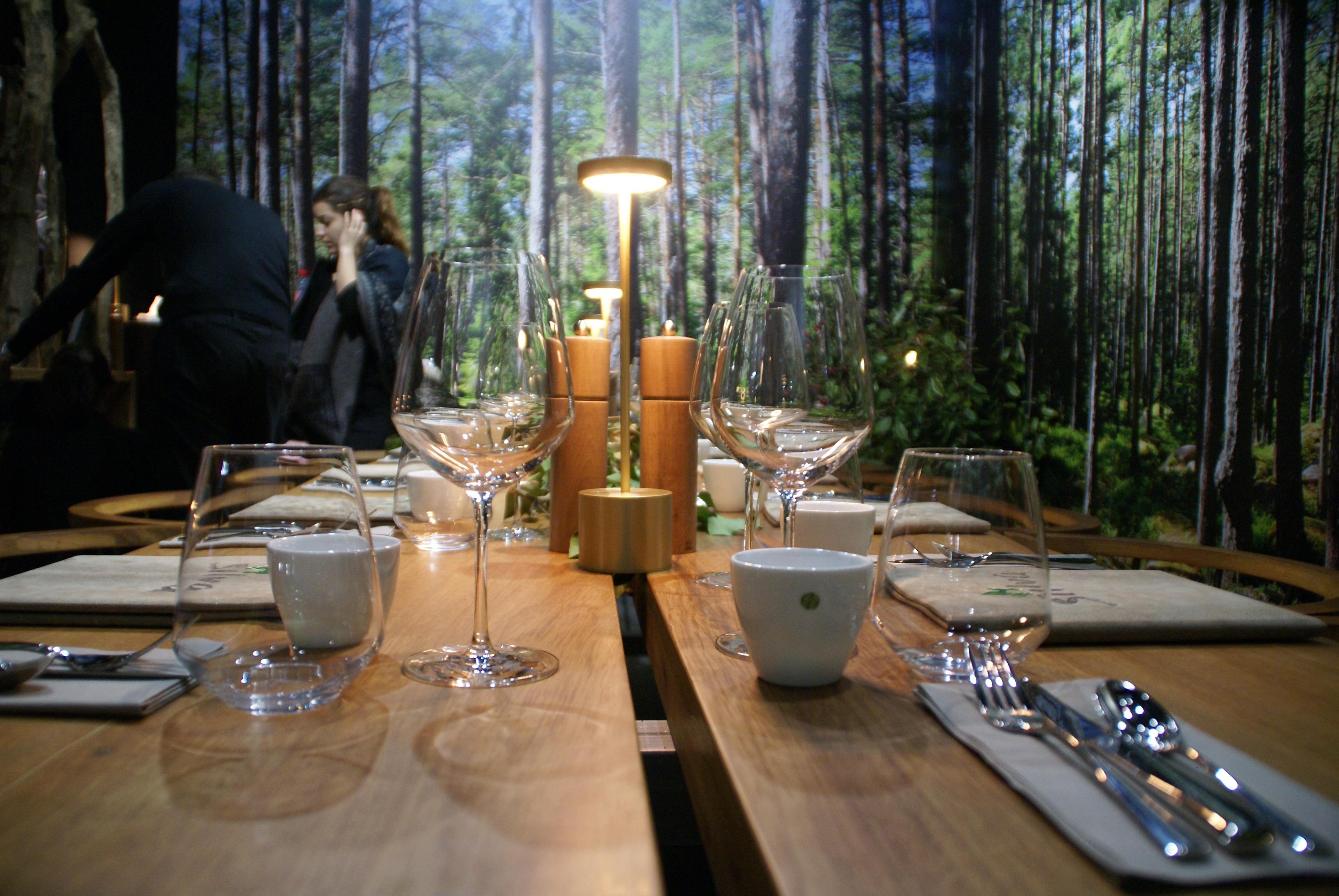 Restaurant 6ième sens au Sirha