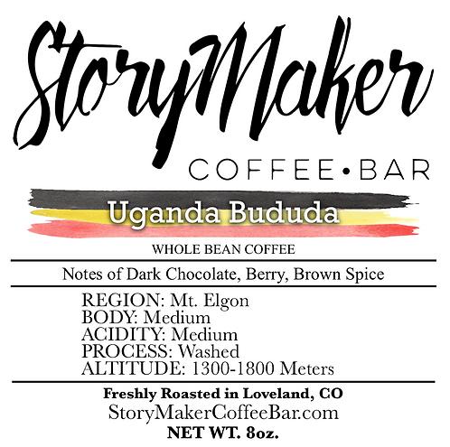 Uganda Bududa 8oz. bag