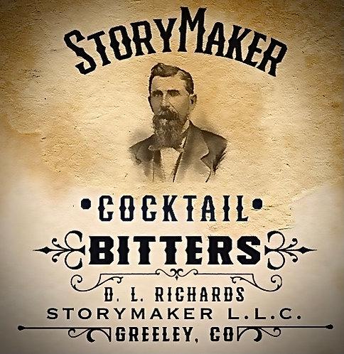 Cocktail Bitters 1oz. Bottle