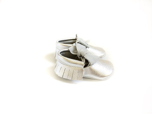 Silver Moccs